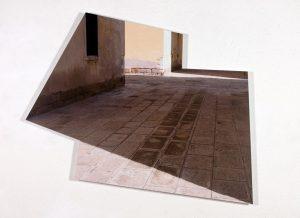 Bodenstück 02, 2011, Lambda-Print auf Aludibond, beschnitten, 70 x 82 cm