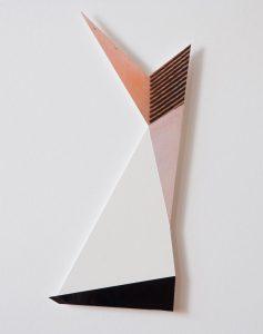 Komposition 01, 2015, Fotografie auf Karton
