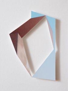RautenRaum, 2015, Fotografie auf Karton, 20 x 30 cm